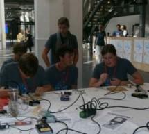 NWT-Gruppe im Aha-Labor