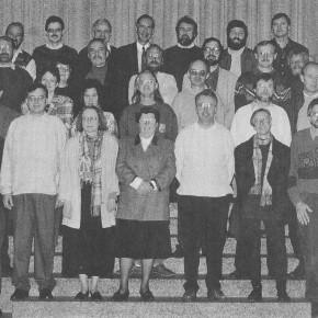 Kollegium im Jahr 1993/1994