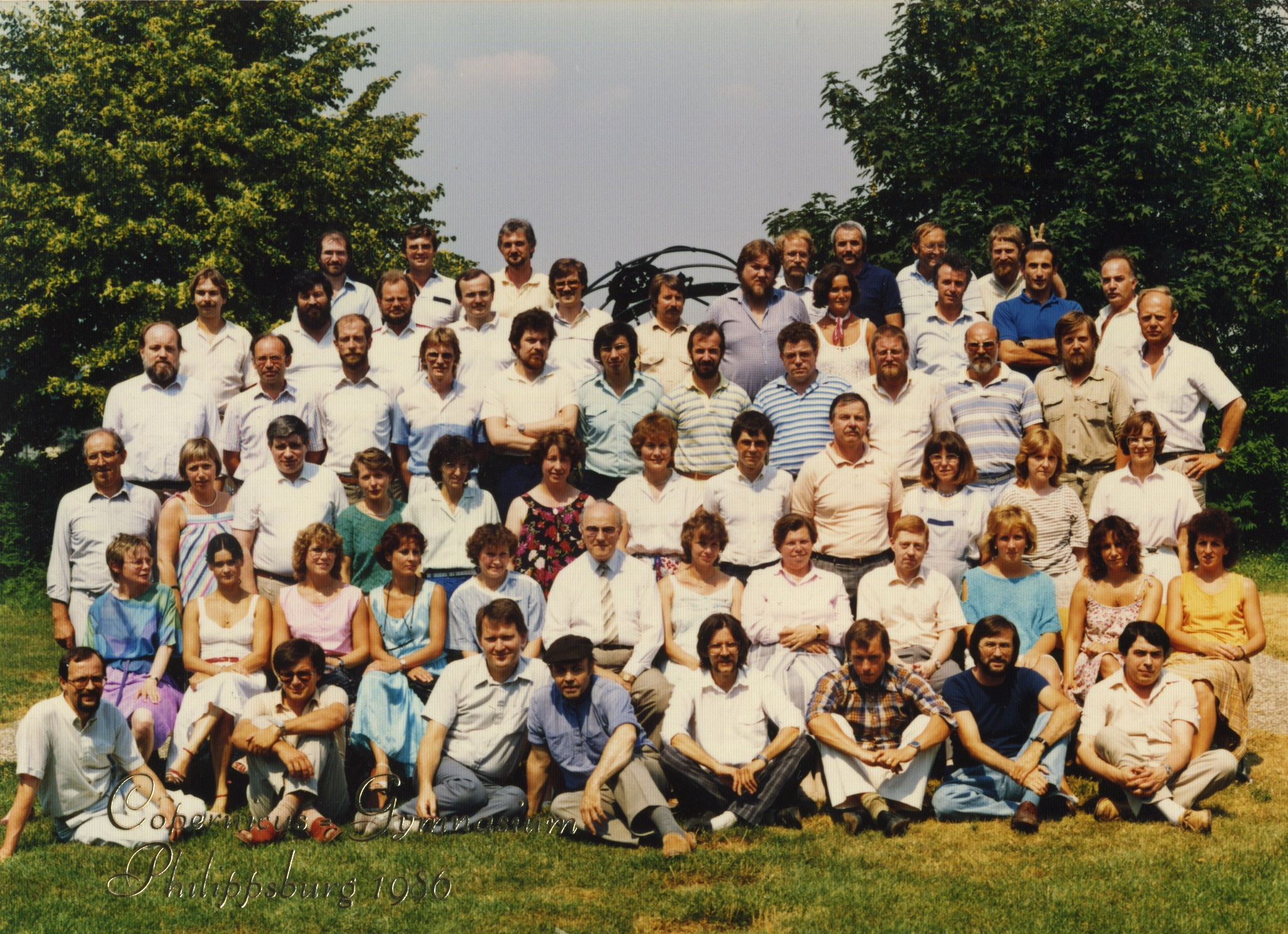 Lehrerkollegium – Copernicus-Gymnasium