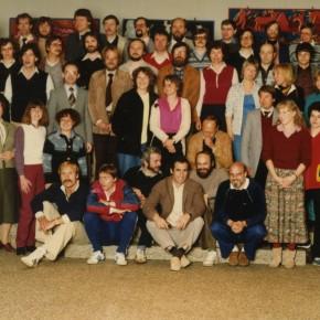 Kollegium im Jahr 1982/83