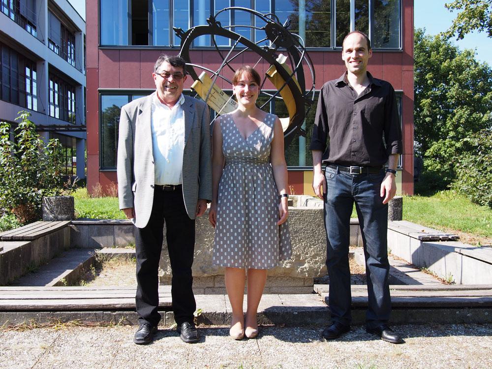 Herr Baumann, Frau Biller, Herr Wimmer