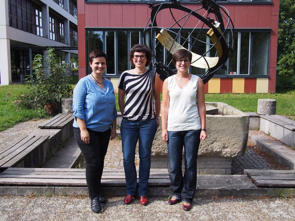 Frau Stocker-Wolf, Frau Manaia, Frau Fuchs