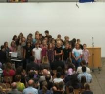 107 neue Fünftklässler am Copernicus-Gymnasium begrüßt