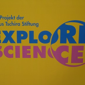 Explore Science 2012 im Luisenpark Mannheim