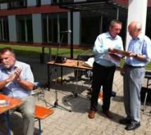 Abschied am Copernicus-Gymnasium Philippsburg