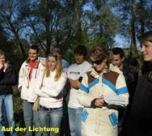 """Exkursion ins Naturschutzgebiet """"Elisabethenwörth"""""""