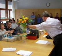 Verabschiedung von Frau Studiendirektorin Beust  am 08.09.2008