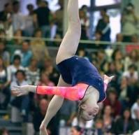 Abiturientin Alina Rothardt wird Deutsche Meisterin beim Deutschen Turnfest in Frankfurt