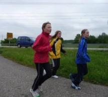 Die Wohltätigkeit der Langstreckenläufer