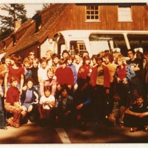 Das erste SMV-Seminar! Burg Liebenzell im Jahr 1977