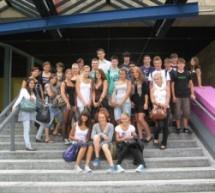 Klasse 9c zu Besuch im Haus der Geschichte Baden-Württemberg