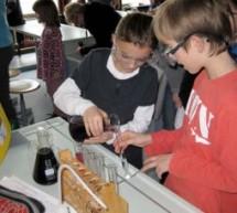 Kleine Forscher ganz groß – Die Luchsakademie präsentiert sich am Tag der offenen Tür