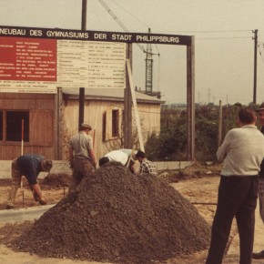 Neubau des Gymnasiums Philippsburg