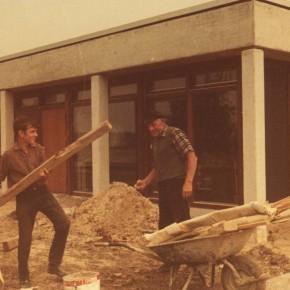 Gutl im Plan: Der Aufbau des Gymnasiums geht planmäßig voran!