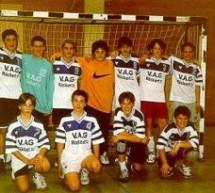 Handballsaison 99/00