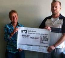 SMV: 1350 Euro zur Verschönerung der Schule!