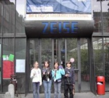 Video-AG beim Kinder-Kurzfilm-Festival in Hamburg vertreten