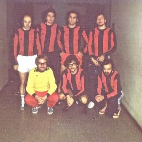 Fussballturnier in Neckarelz, 1984