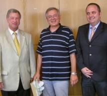 40-jähriges Dienstjubiläum von Studiendirektor Heinz Morweiser