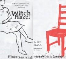 """""""Witch Hazel"""" – Aufführungen der Englisch-Theater-AG"""