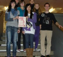Junior Debating-Team als bestes Newcomer-Team in der Debating-League ausgezeichnet