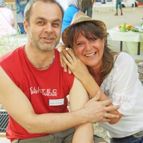 Gute Geister: Herr Trommer und Frau Büttel