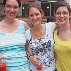 Frau Ochs, Frau Keller und Frau Sammel