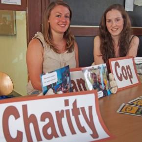 Charity am Copernicus: Sammeln für Imuma!