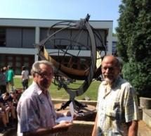 Die Sonnenuhr des Copernicus-Gymnasiums (I/2013)
