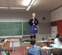 TVCopGym: How to wear a kilt