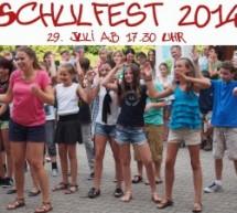 Schulfest 2014!