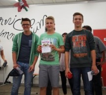 1. Campus-Triathlon: Die Ergebnisse