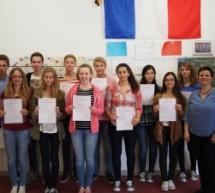 Zwölf neue DELF-Absolventen!