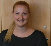 Lisa Mitchell ist die neue Fremdsprachenassistentin am Copernicus