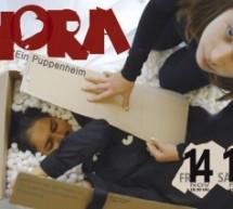 Nora (IV): noch vier Tage!