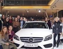 Kursstufe bei Mercedes-Benz