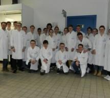 Zu Gast im Lernlabor der BASF