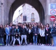 Frankreich-Austausch: wir haben Besuch