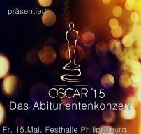 Schul- und Abiturientenkonzert 2015 am 15. Mai