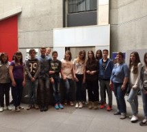 Exkursion der 9a/c ins Reiss-Engelhorn-Museum Mannheim