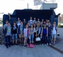 Besuch der 9a im Kernkraftwerk
