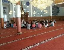 Besuch der Yavuz-Sultan-Selim-Moschee in Mannheim