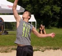 Jugend Trainiert für Olympia- Beachvolleyball