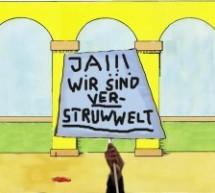 Pardauz, der Struwwelpeter kommt!