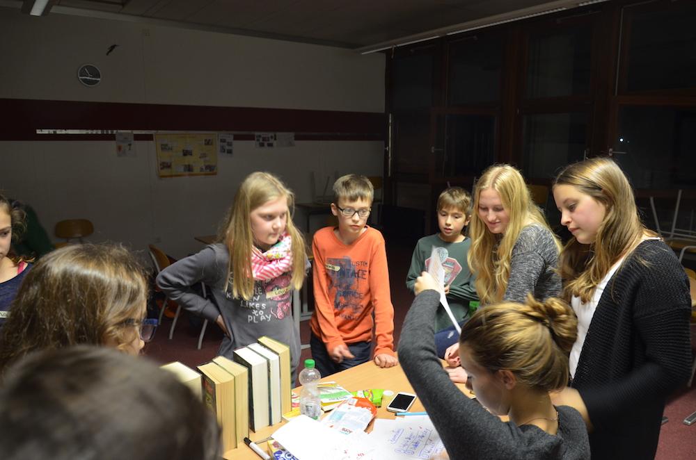 Lesenacht 2015 – Copernicus-Gymnasium