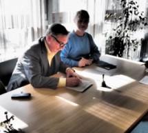 Integrationsvereinbarung unterschrieben