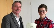 Hannes Heininger ist Schülermentor!