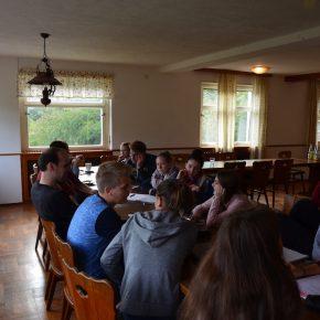 SMV-Seminar by Lukas Schreiner