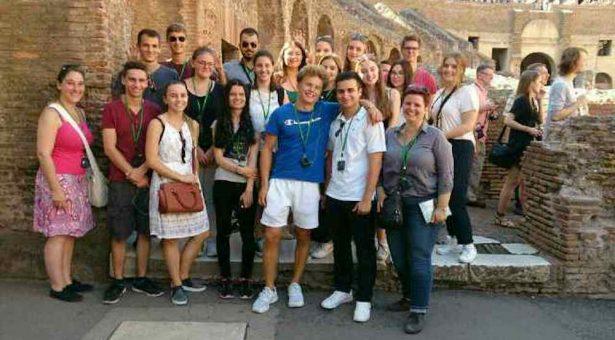 Studienfahrt Rom – der Bericht und viele Bilder