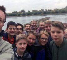 Die Rhein-Reiniger am Rhein